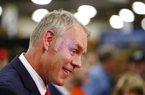 APNewsBreak: Interior boss alters overhaul after pushback