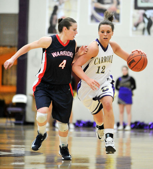 Gallery Carroll College Women Dribble Past Lc State