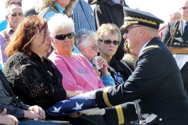 Bernier funeral