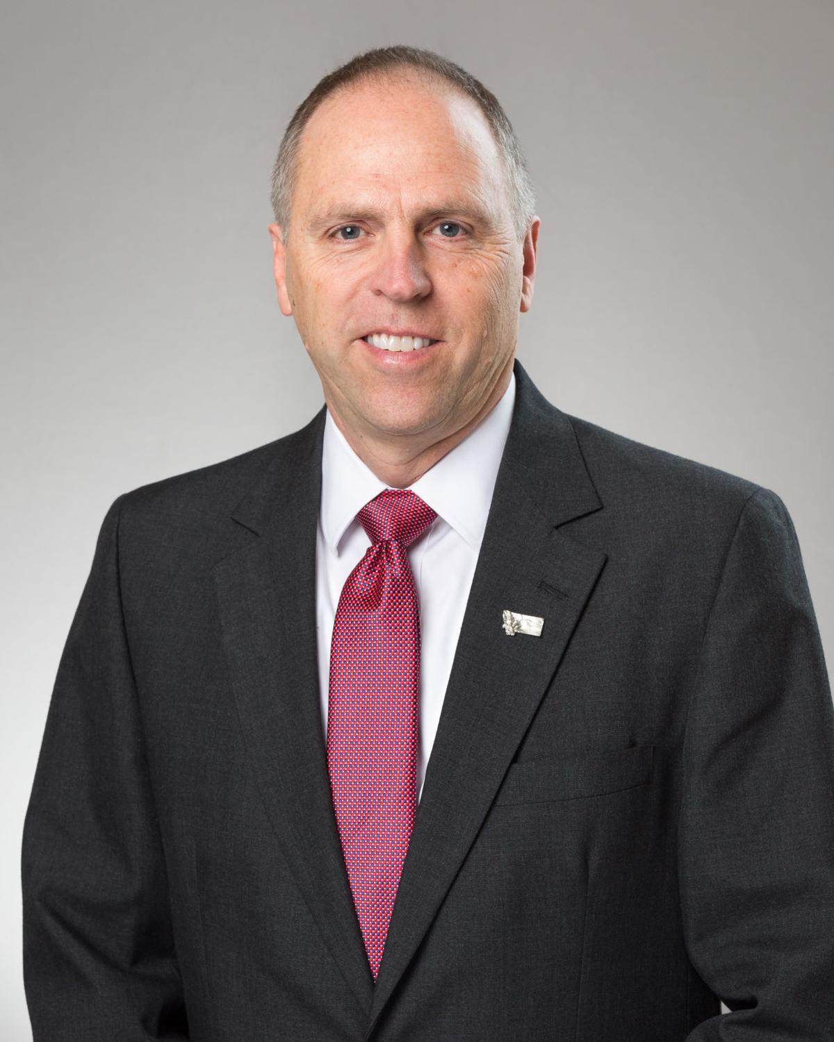 Greg Hertz, Speaker of the House, R-Polson HD 12