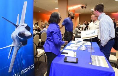 Jobs event at the Northern Hotel