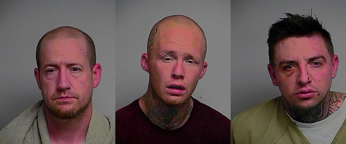 Jefferson County attempted homicide suspects facing drug and