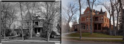 Then and Now: Helena's Mansion District