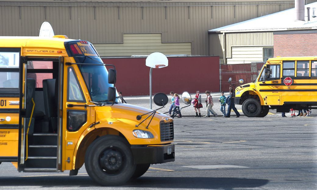 Lockwood buses