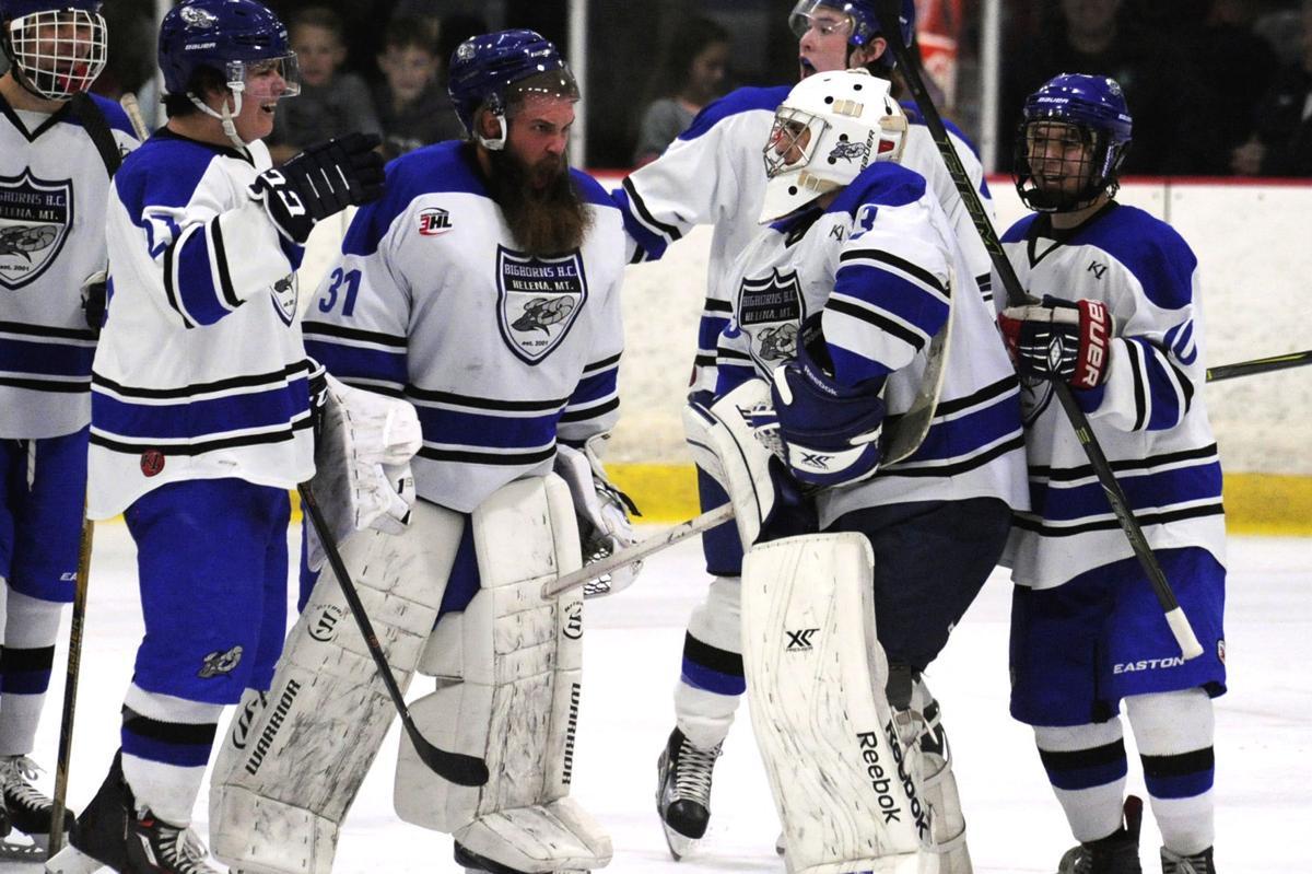 bighorns hockey