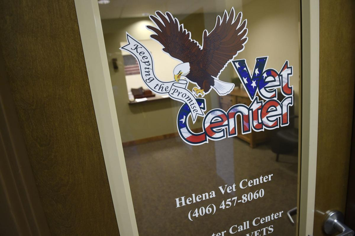 The new permanent location of the Helena Vet Center