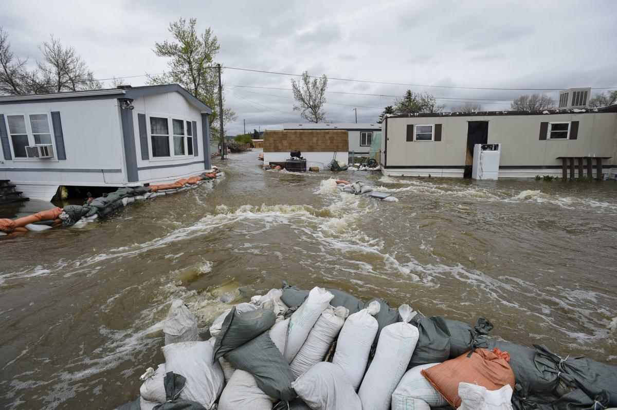 Helena Valley flooding roundup: Rain in forecast; displaced ...