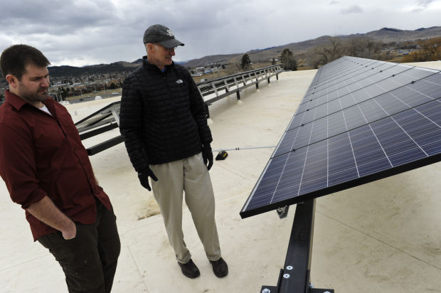 CHS Solar Panel