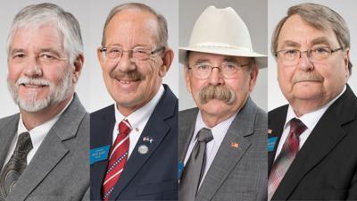 Colstrip Legislators