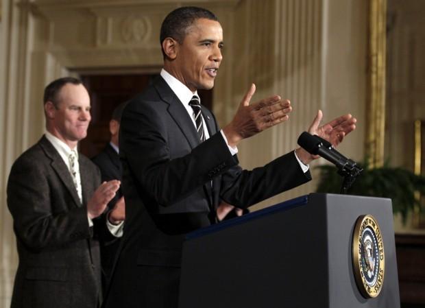 Barack Obama, Dusty Crary