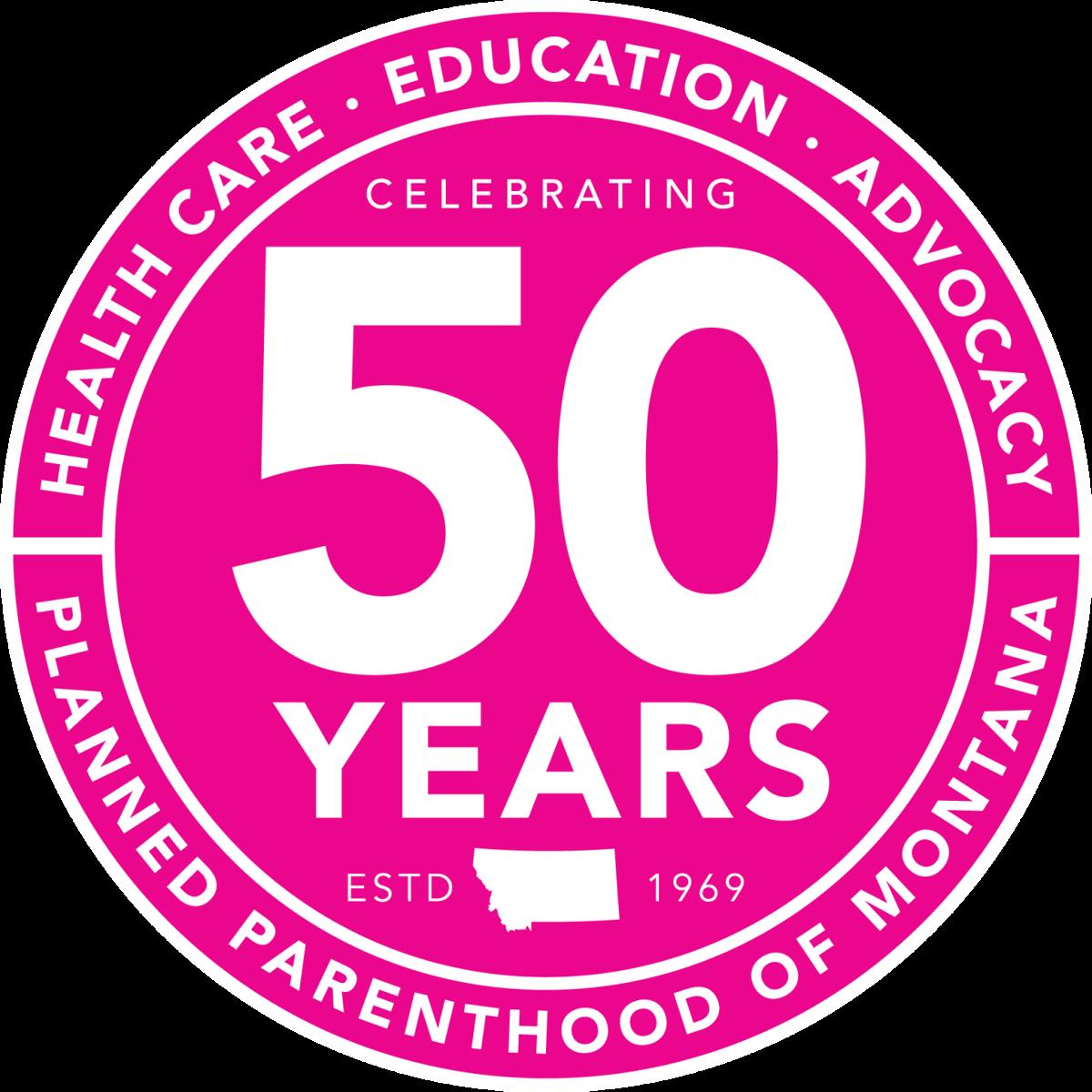 PP 50th Logo