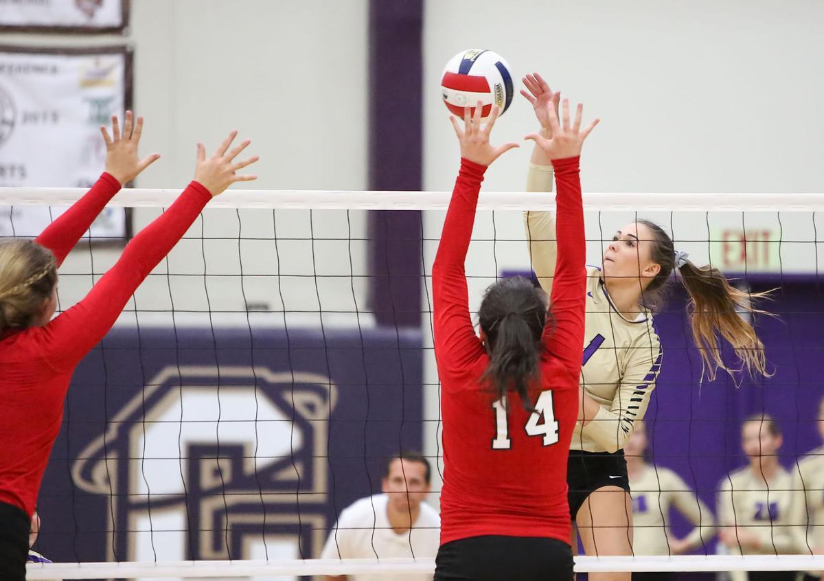 volleyball; CC vs Montana Western