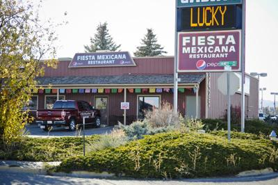 Fiesta Mexicana at its new location off Highway 12.