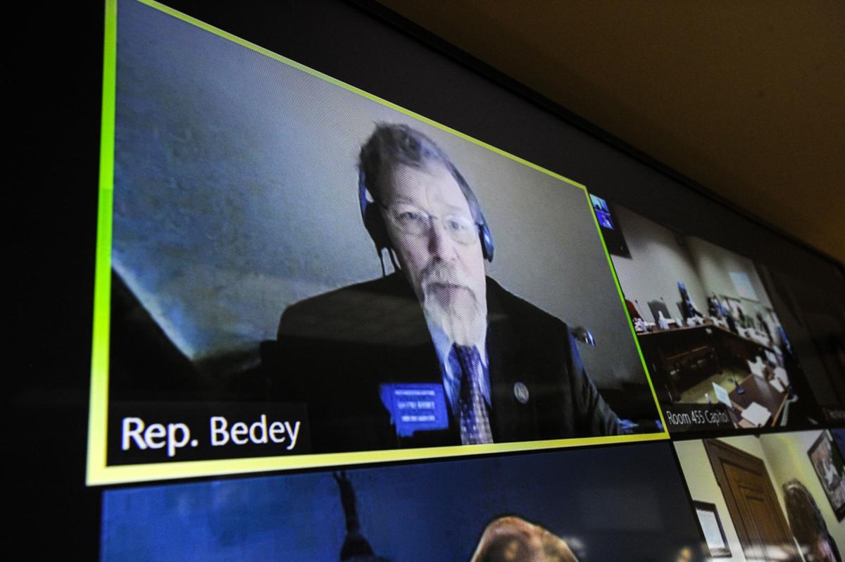 Rep. David Bedey, R-Hamilton,