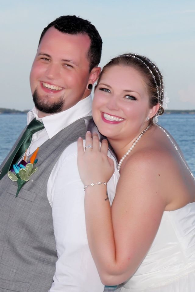 Poirier and Lorbecki Wedding