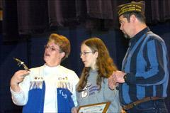 Vfw Honors Helena Girl For Patriotic Essay  Local  Helenaircom Vfw Honors Helena Girl For Patriotic Essay