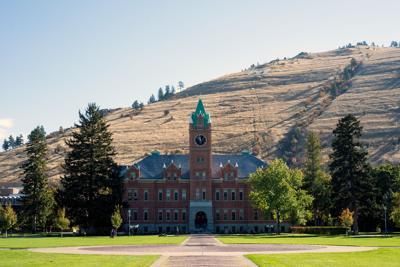 University of Montana Campus