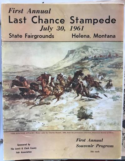 Last Chance Stampede program