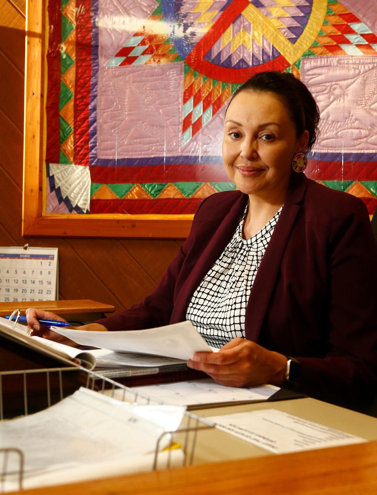 Fort Peck Assiniboine and Sioux Tribes Chief Judge Stacie Smith