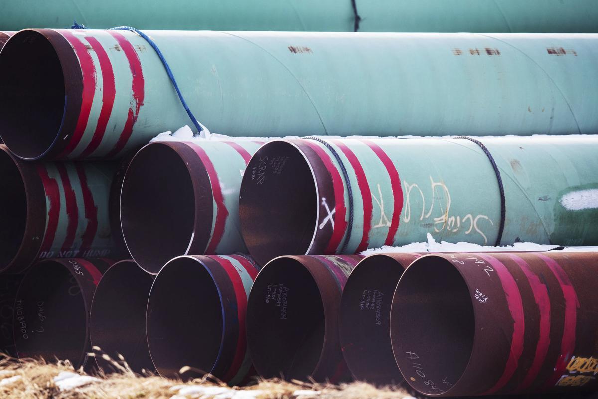 Canada US Oil Pipeline