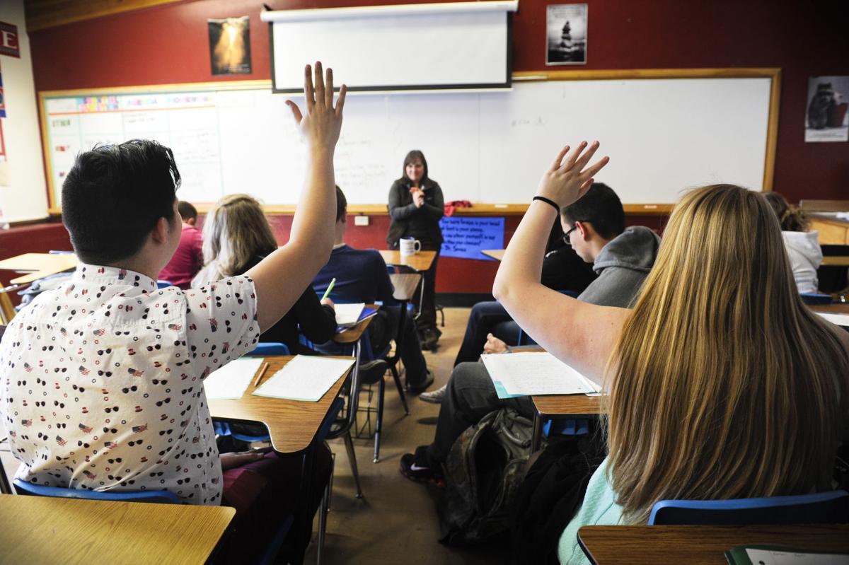 Helena High School students