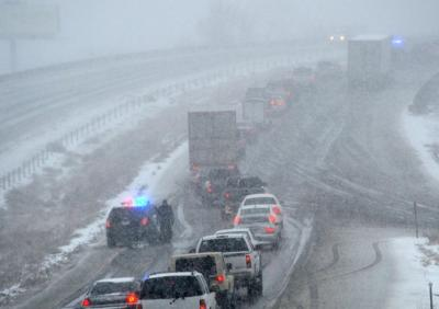 Blizzard leads to road closures in Eastern Montana | Montana