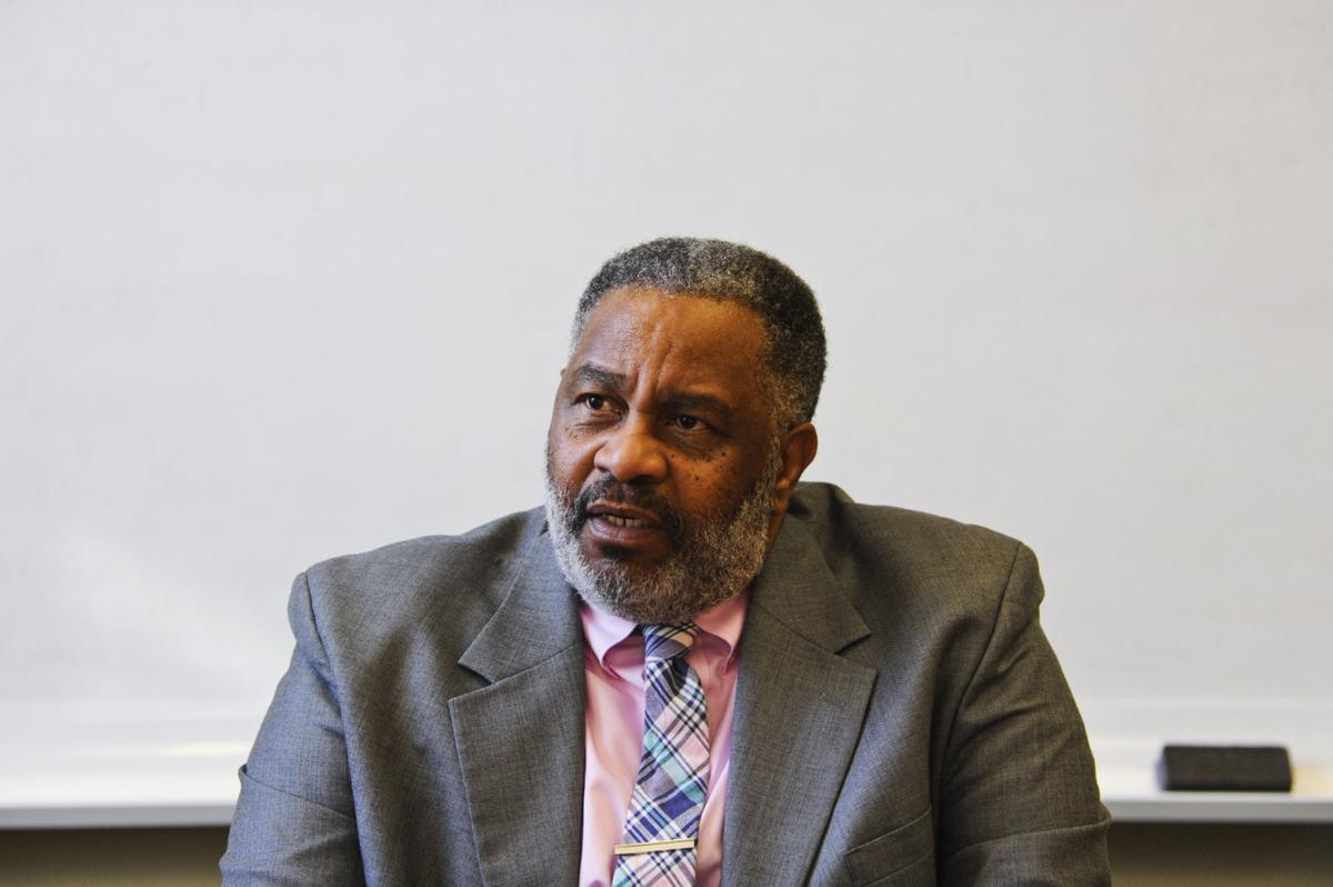 Anthony Ray Hinton speaks about the 30 years he spent on death row