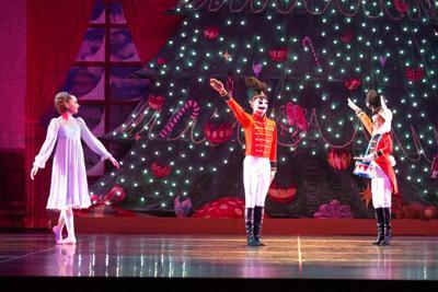 Queen City Ballet Nutcracker