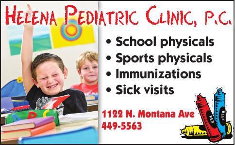 Helena Pediatric Clinic P.C.