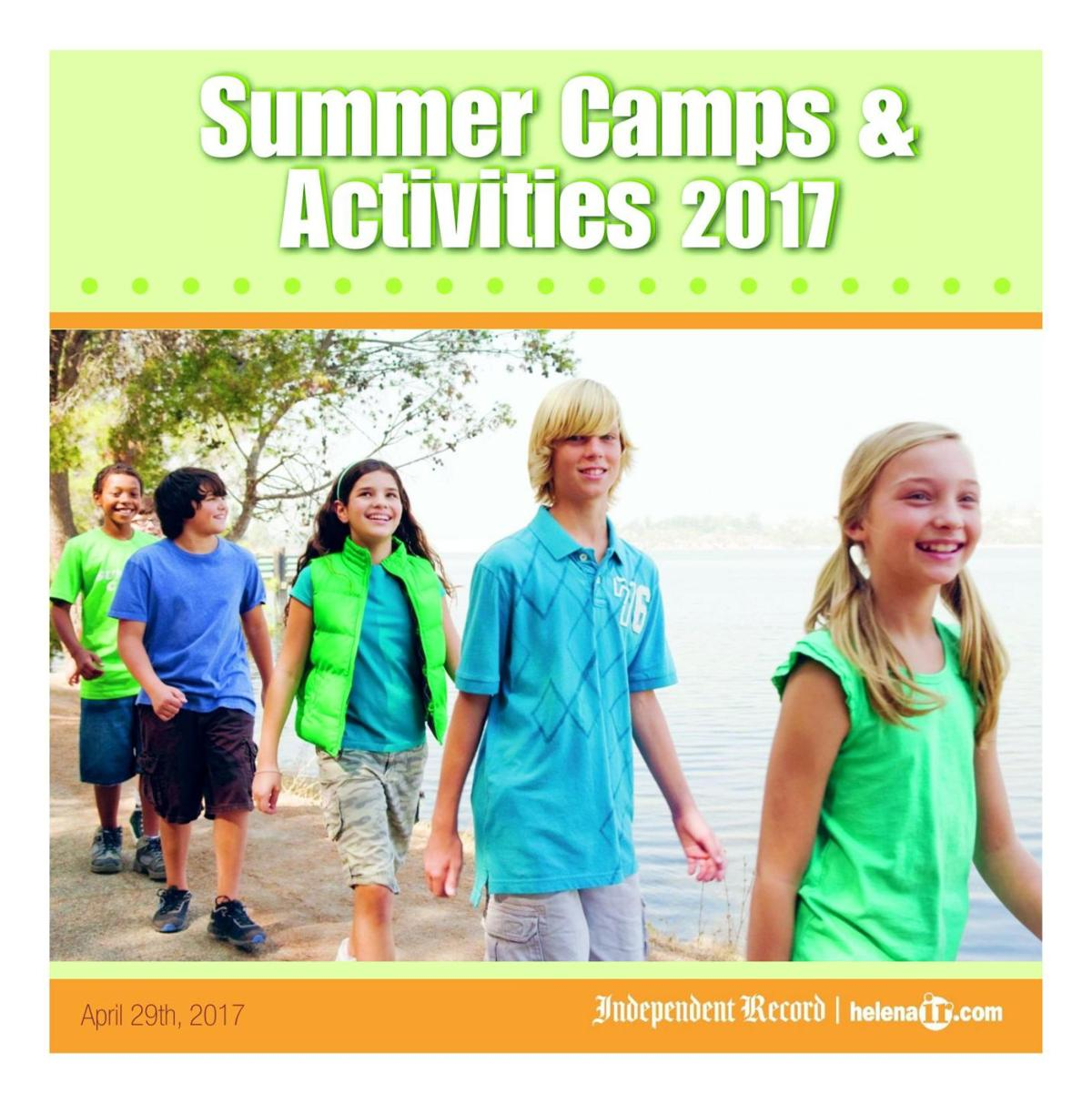 Summer Camps Guide 2017