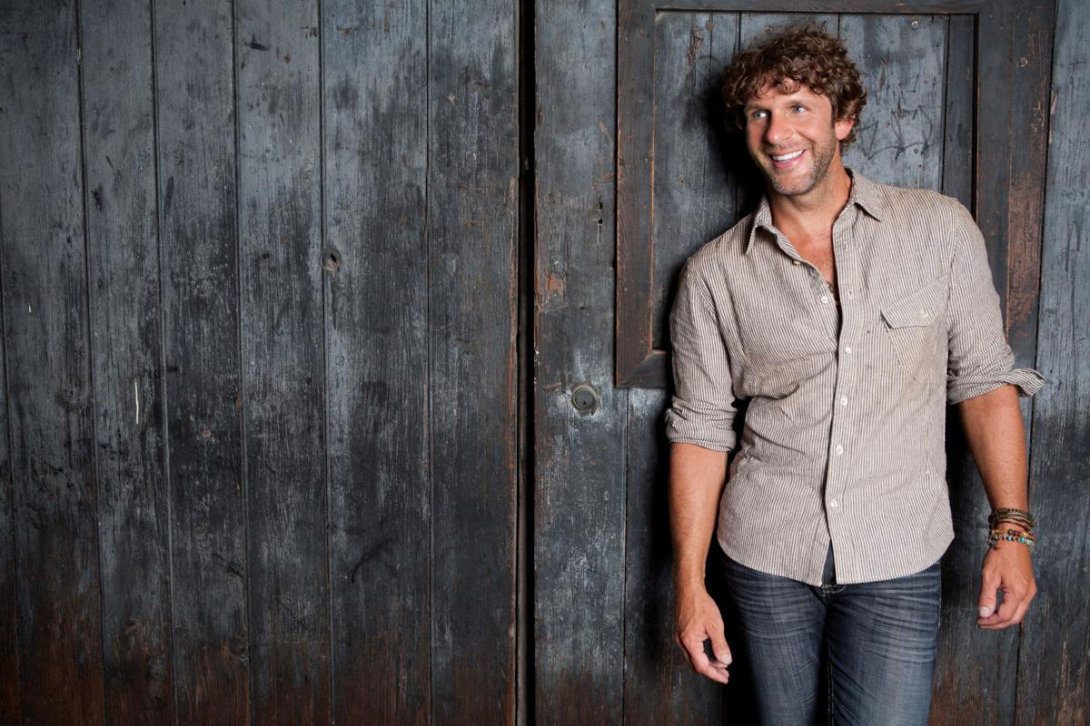 Billy Currington Performs July 26 Entertainment Helenair