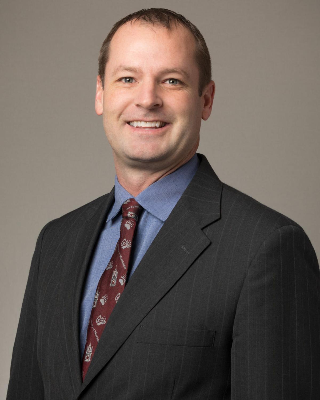 Rep. Matt Regier, R-Kalispell, House District 4