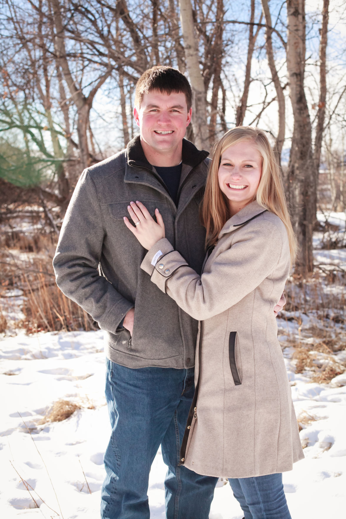 Darfler and Kain Engagement