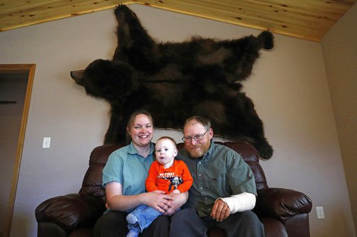 Wyoming man still recovering after recent bear attack