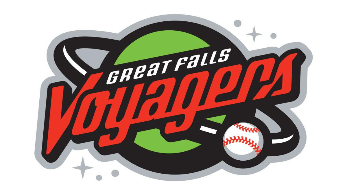 Great Falls Voyagers primary logo