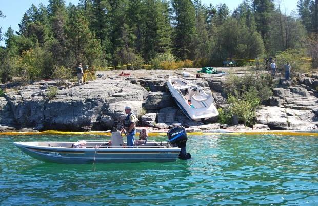 Rehberg Injured In Flathead Lake Boat Wreck Montana