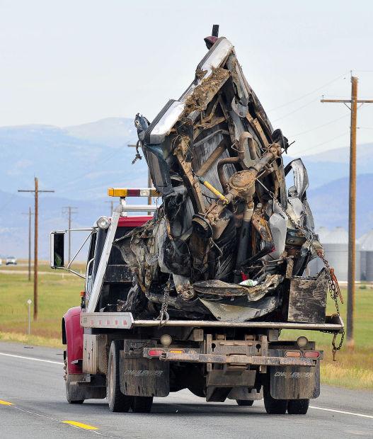fatal wreck on HWY 12 folo