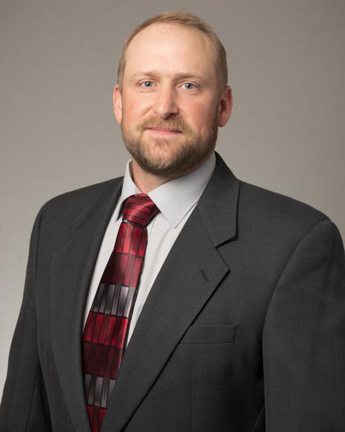 Sen. Ryan Osmundson, R-Buffalo