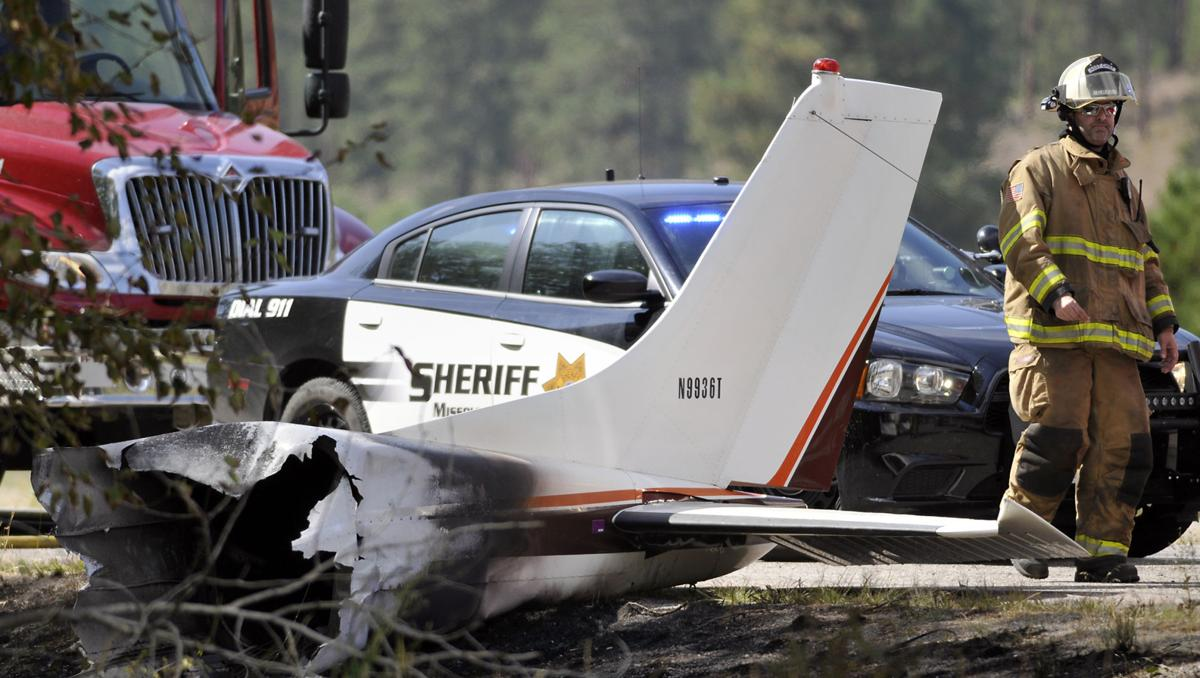 2 dead in small plane crash on i 90 at rock creek montana. Black Bedroom Furniture Sets. Home Design Ideas