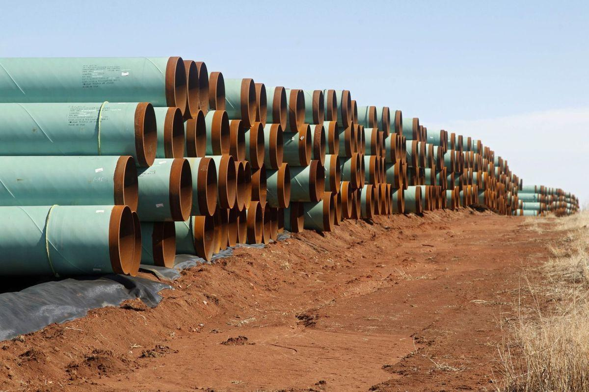 Miles of pipe