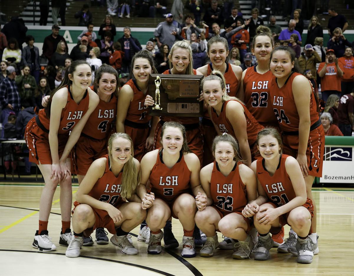 State B girls basketball: Missoula Loyola vs. Three Forks