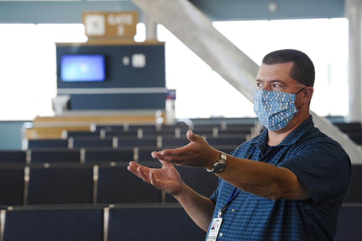 Airport Terminal Upgrade (copy)
