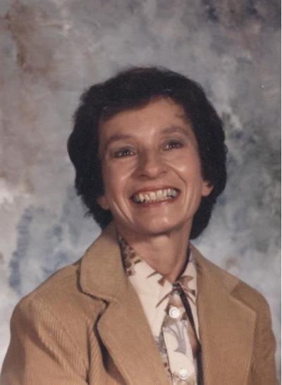 Wambach, Mary Carla