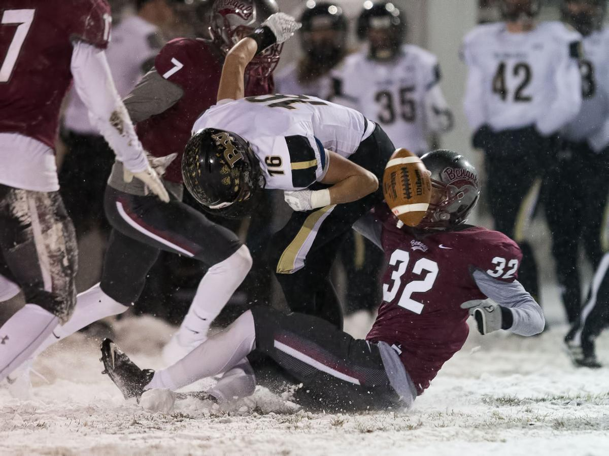 football; HHS vs Billings West