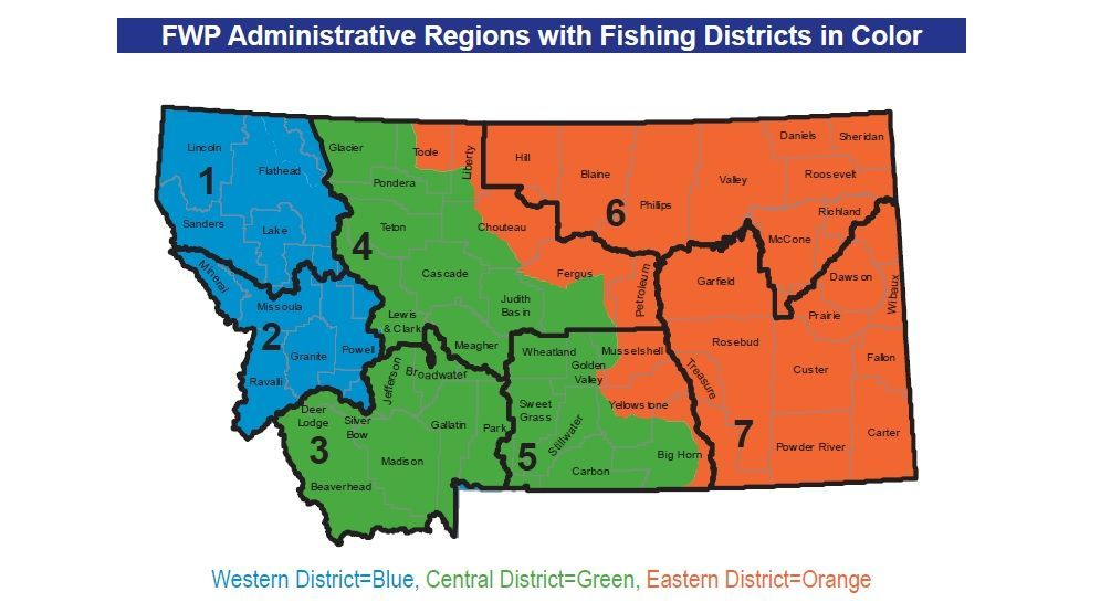 Fwp proposing significant changes to fishing regulations for Montana fishing season