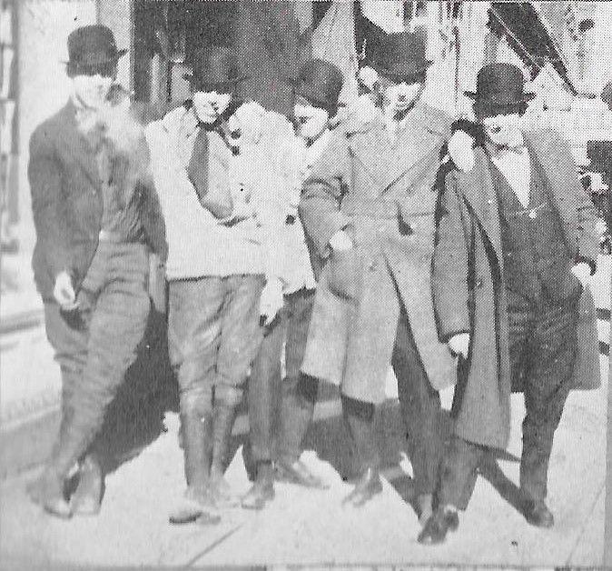 1924 Vigilante Parade