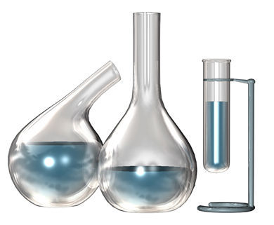 test tubes beakers science chemistry stem