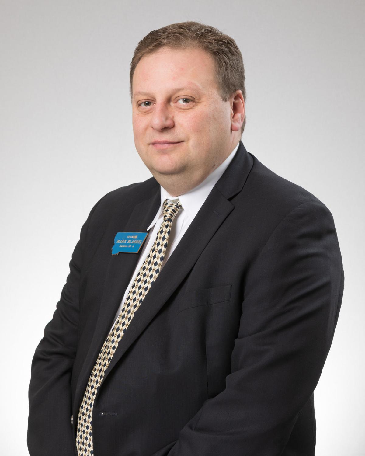 Sen. Mark Blasdel