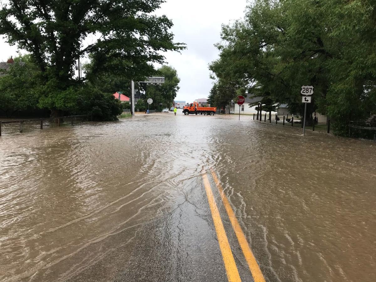 Augusta Flooding