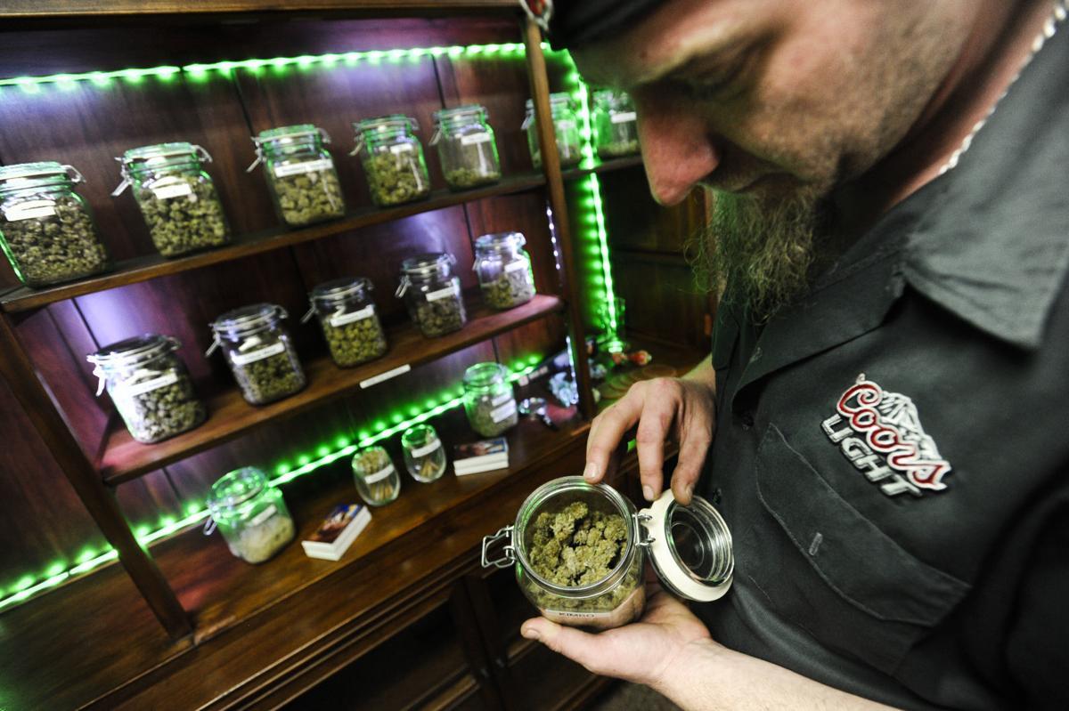 Helena-area marijuana dispensary